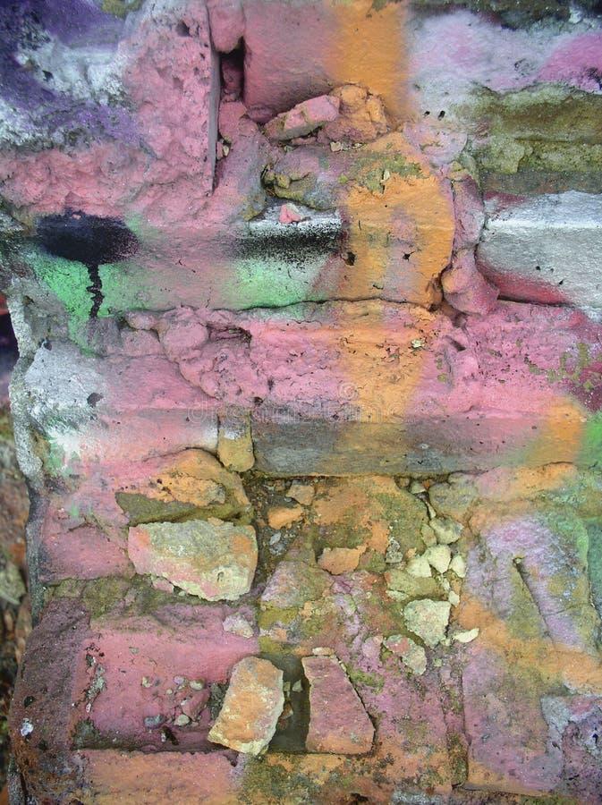 Download Stads- grafitti arkivfoto. Bild av teckning, målarfärg, färger - 48632
