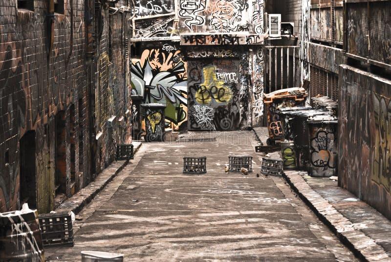 stads- grafitti