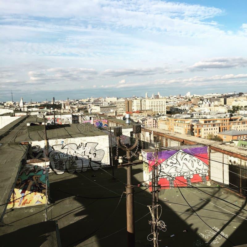 stads- konst arkivbild