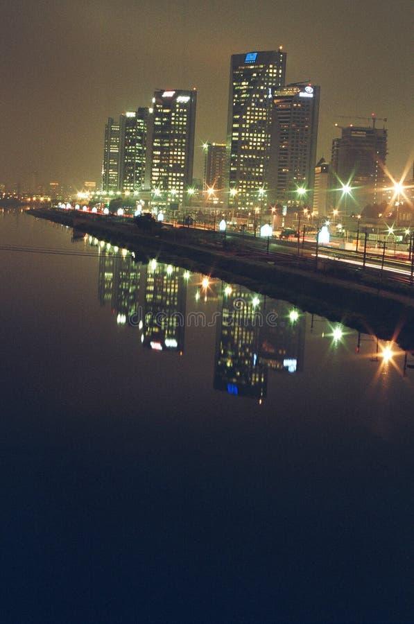 stads- liggande arkivfoton