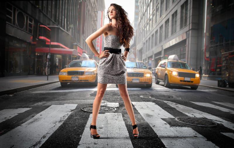 stads- mode arkivfoto