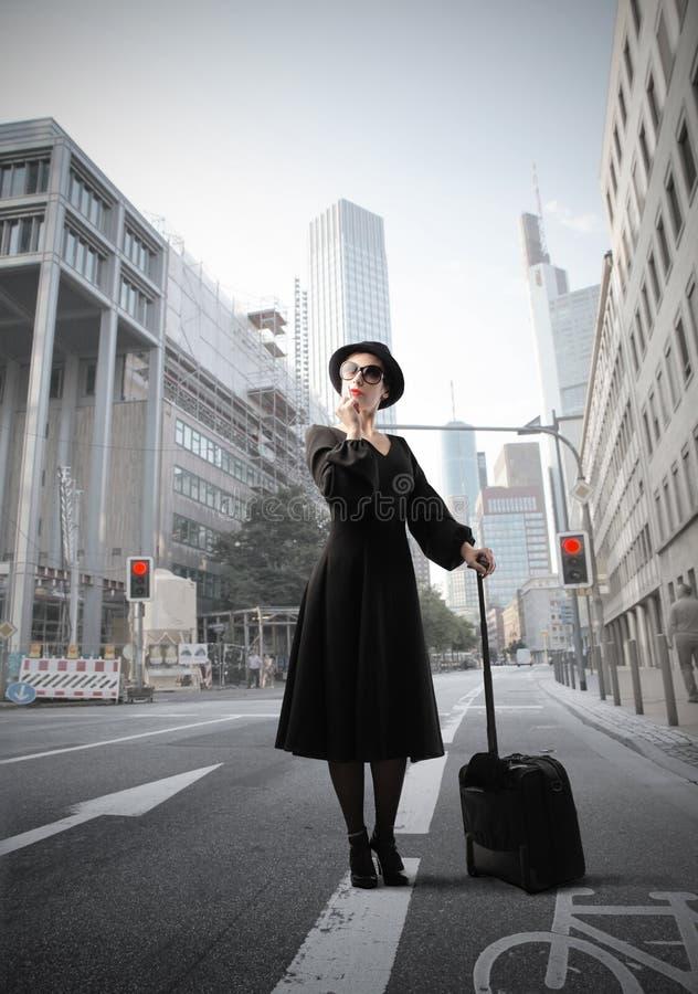 stads- mode fotografering för bildbyråer