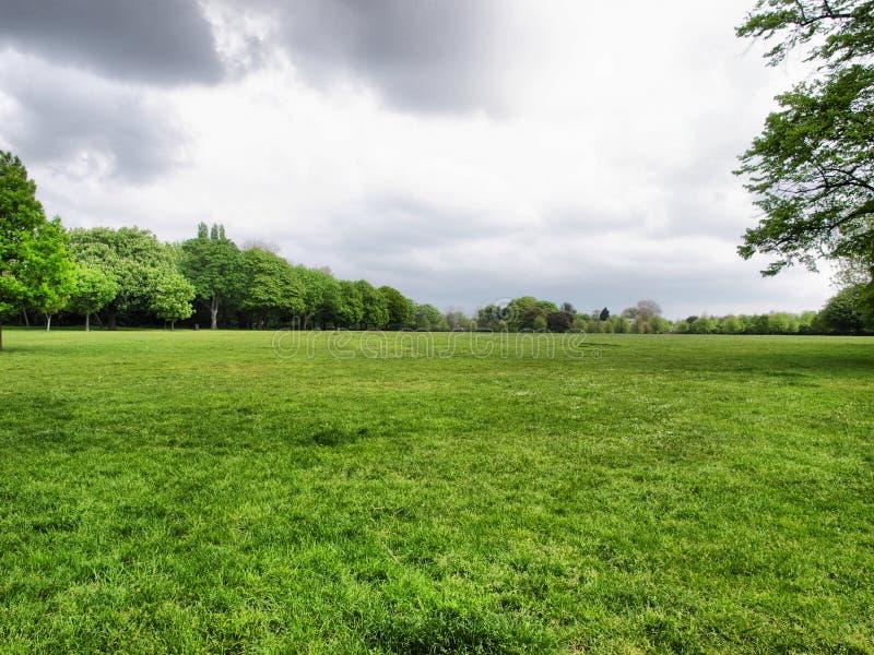 stads- park royaltyfria bilder