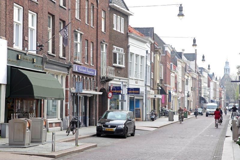 Stads's-Hertogenbosch, Nederländerna royaltyfria bilder