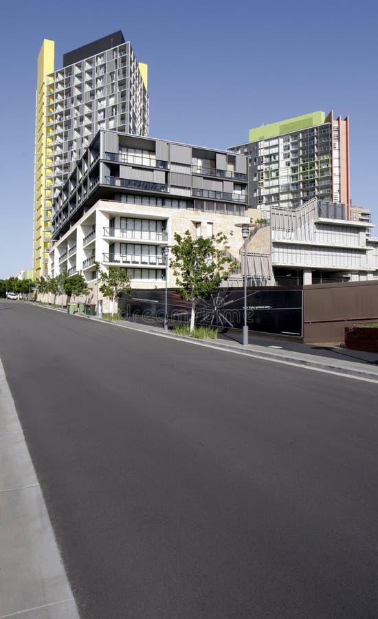 stads- väg arkivfoton