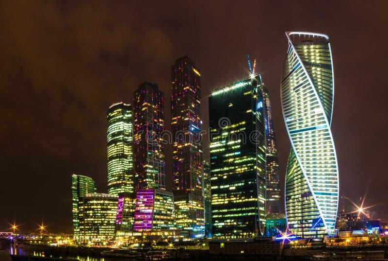 stadsdag kremlin utomhus- moscow arkivfoto