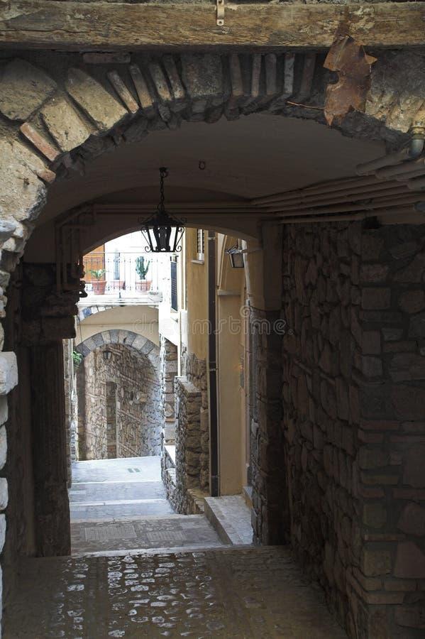Download Stadsgaetahamn Historiska Italy Fotografering för Bildbyråer - Bild av italy, ferie: 993597