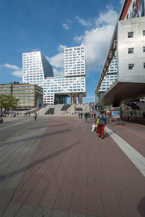 Stadskantoor Utrecht fotografie stock