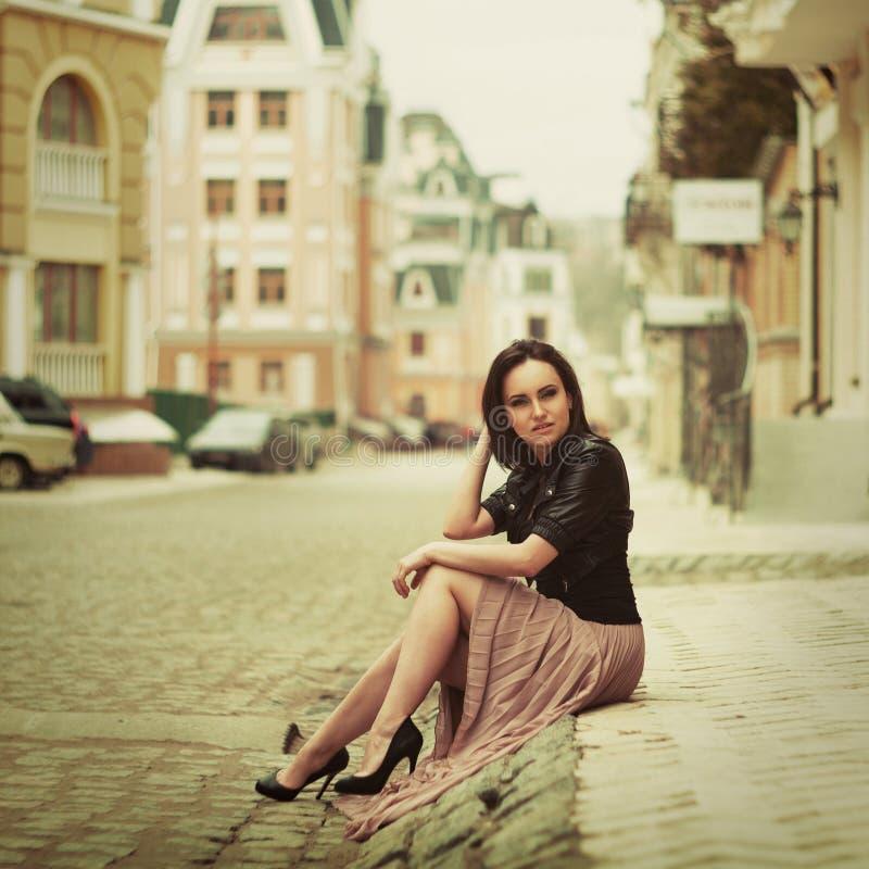 Download Stadsmanier stock foto. Afbeelding bestaande uit kaukasisch - 39108394