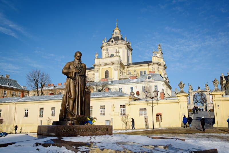 Stadt-Andrey stockbilder
