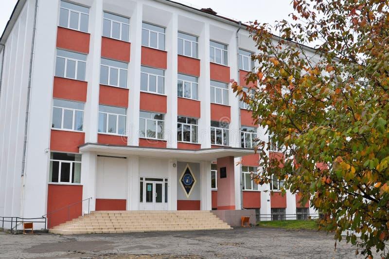 Stadt Angarsk Sommer 2011 - 74 lizenzfreies stockbild