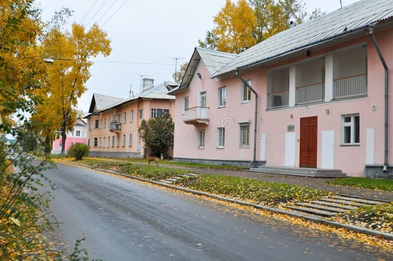 Stadt Angarsk Sommer 2011 - 71 lizenzfreie stockfotografie