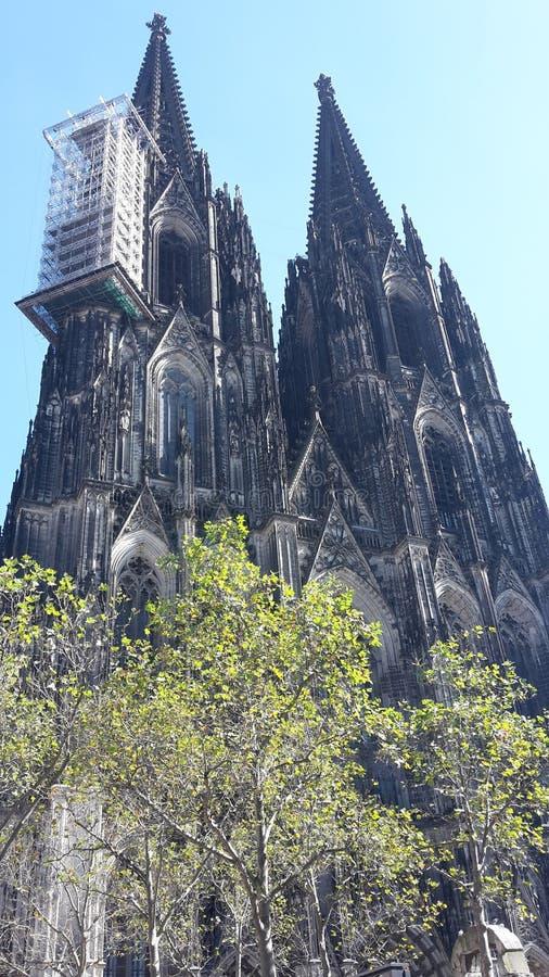 Stadt Cologne lizenzfreie stockfotografie