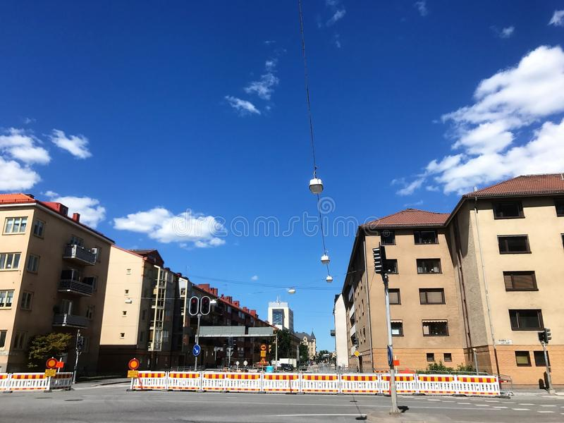 Stadt von Ã-rebro 16 lizenzfreies stockfoto