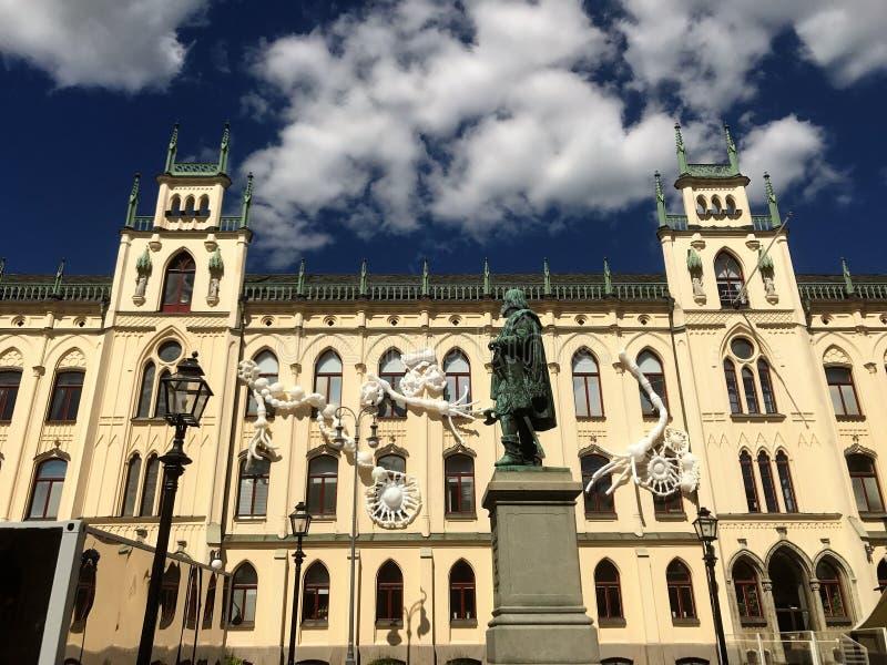 Stadt von Ã-rebro 16 lizenzfreies stockbild