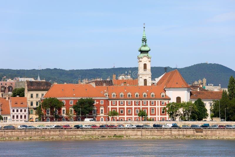Download Stadt von Budapest stockfoto. Bild von architektur, haus - 27735490