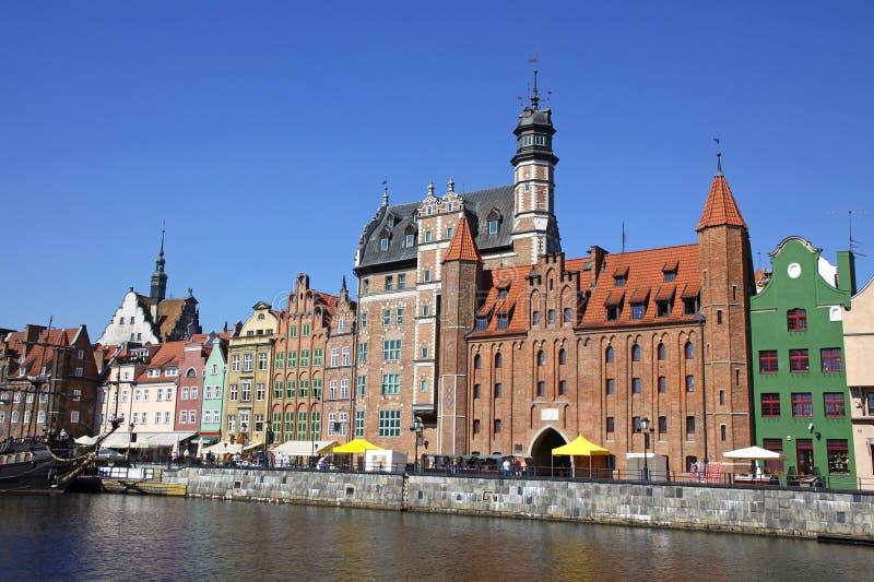 Download Stadt Von Gdansk (Danzig), Polen Stockfoto - Bild von dach, polen: 27727660
