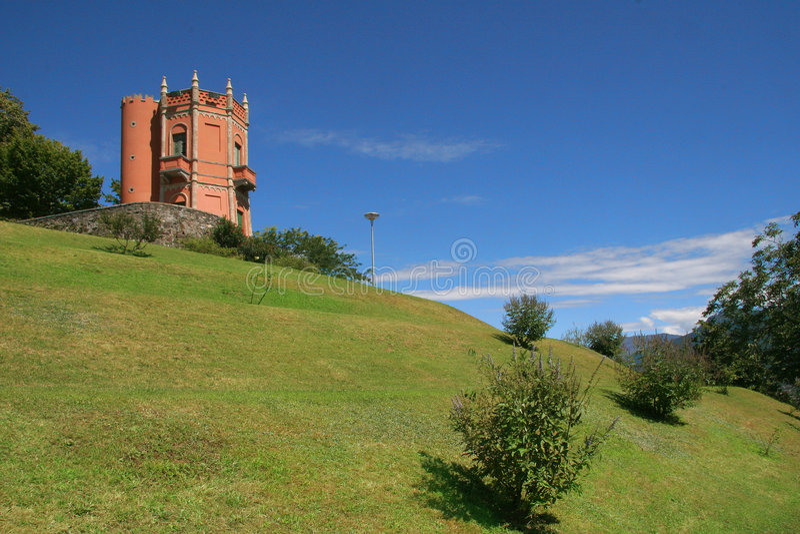 Download Stadt Von Lugano, Die Schweiz Stockfoto - Bild von stadt, himmel: 3719136