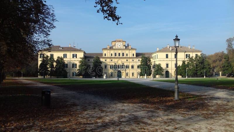 Stadt von Parma lizenzfreie stockfotografie