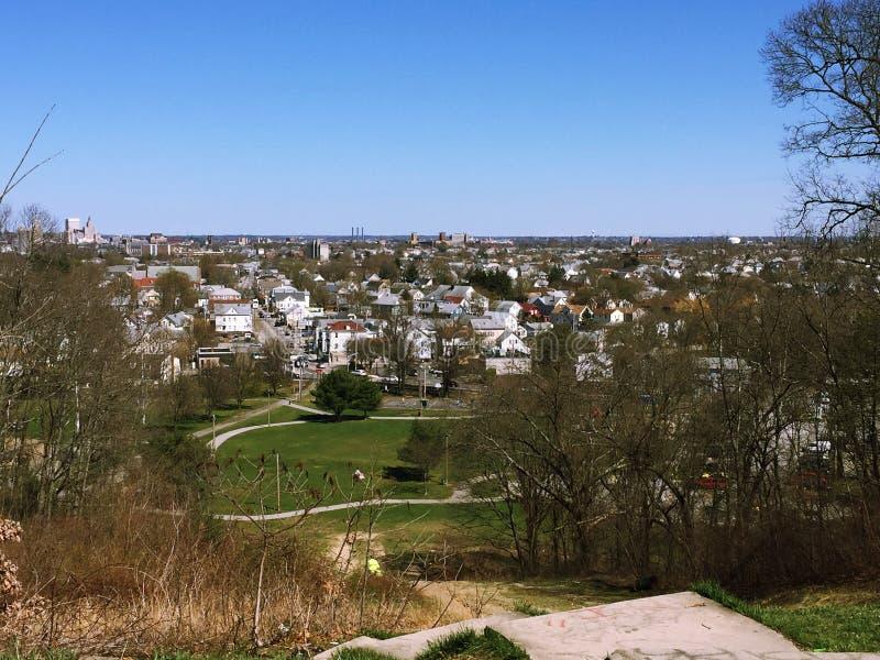 Stadt von Providence lizenzfreie stockbilder