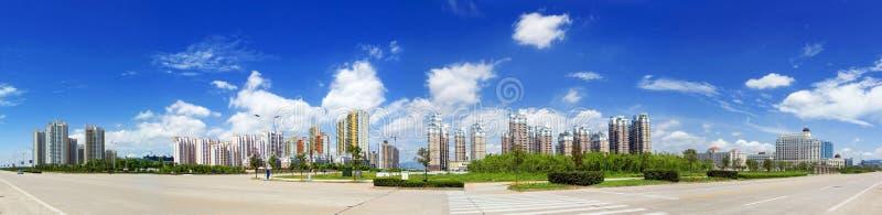Stadtansicht stockbilder