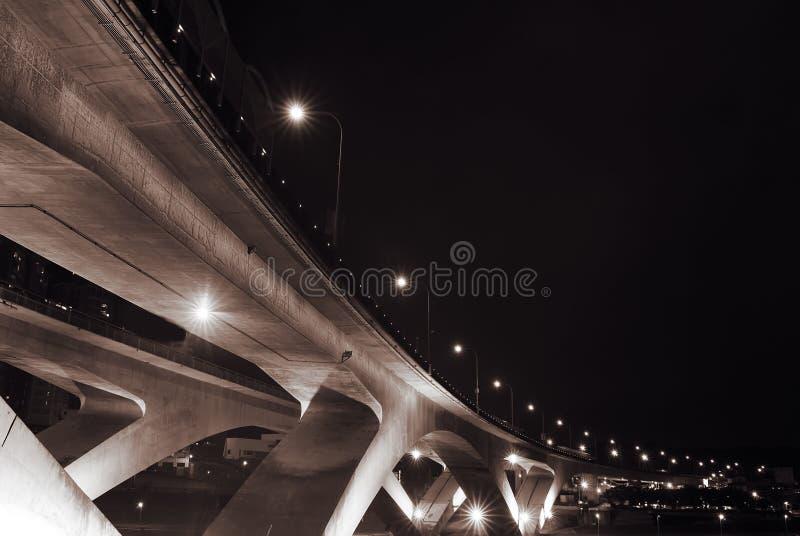 Stadtbild der Brücke stockfotos