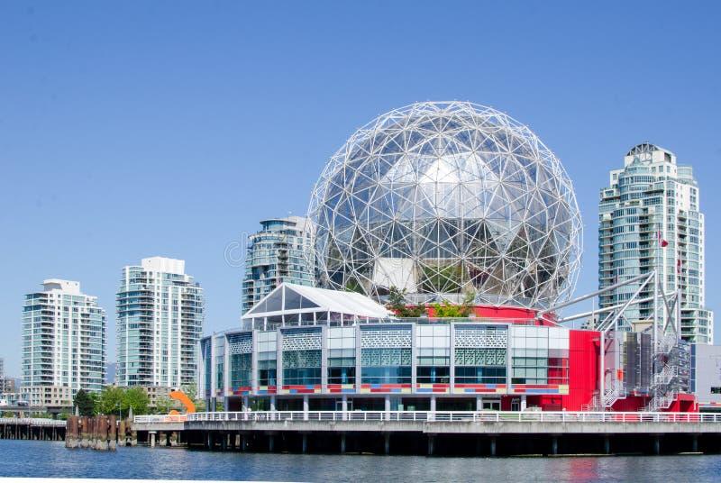 "Stadtbild von Vancouver, Britisch-Columbia, Kanada-†""False Creek stockfoto"
