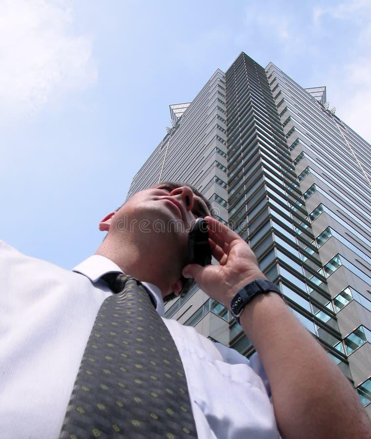 Stadtgeschäft stockfoto
