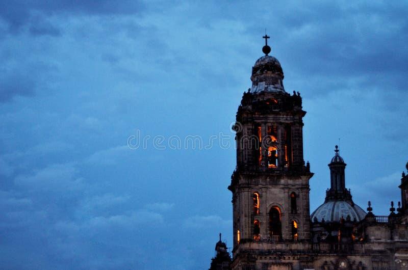Stadtkirche lizenzfreie stockfotos