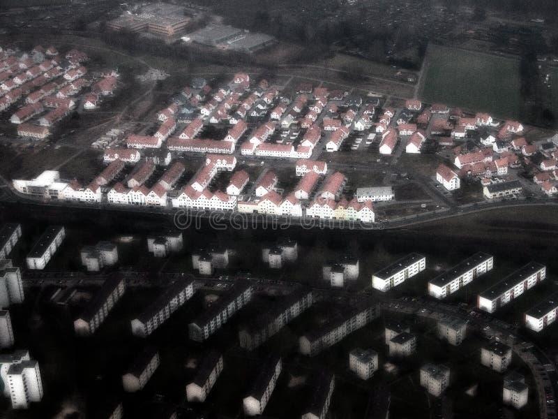 Stadtplanung Lizenzfreie Stockfotos