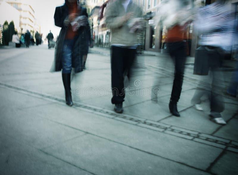 Stadtstraße stockbilder