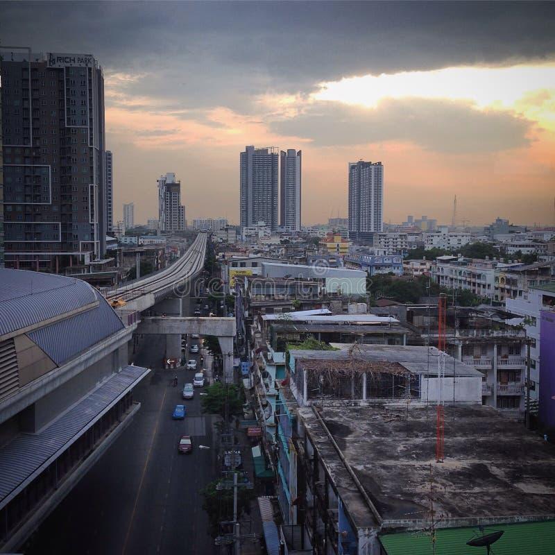 Stadttransport stockbild