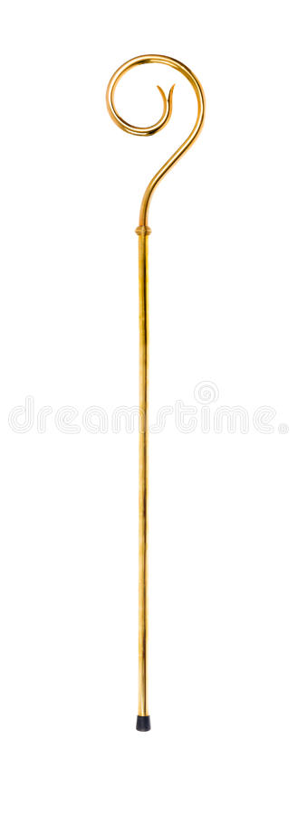Free Staff Of Sinterklaas Royalty Free Stock Image - 58205636