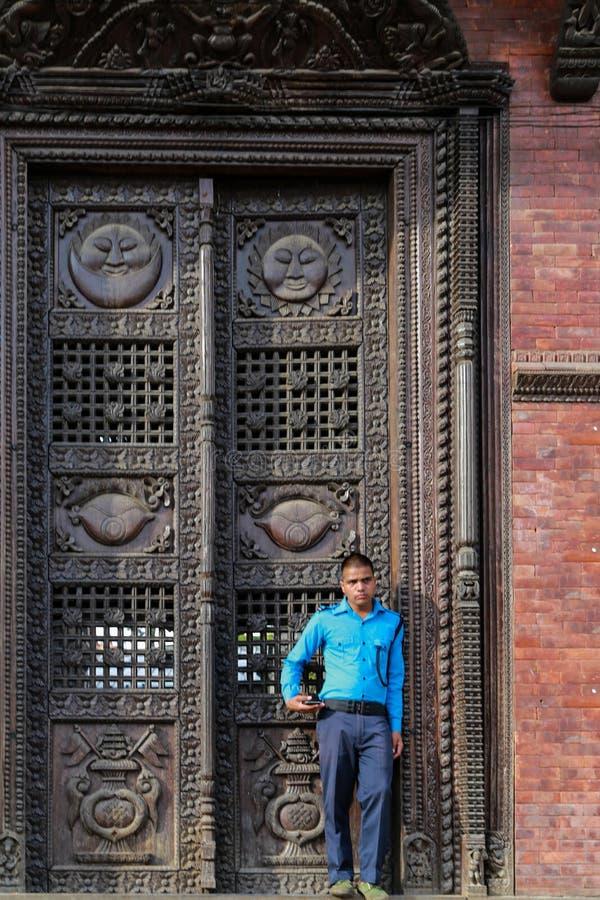 The staff in pashupatinath ,kathmandu,nepal. The staff is taken in pashupatinath ,kathmandu,nepal stock photos