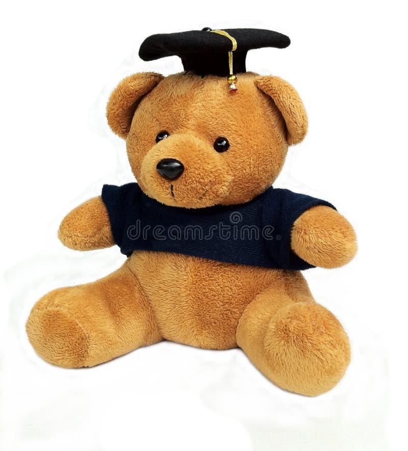 Staffelung-Bären-Spielzeug lizenzfreie stockfotos
