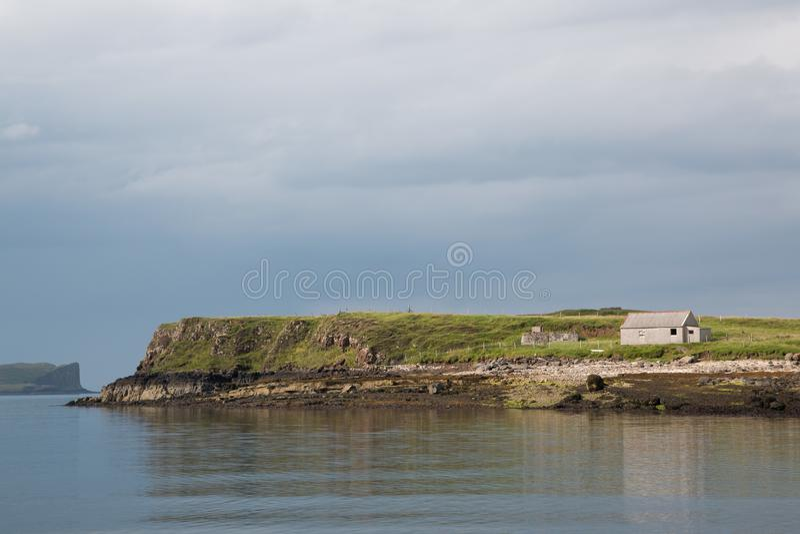 Staffin Island, Isle of Skye stock photos