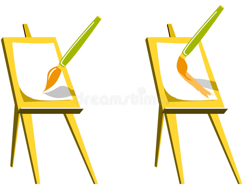 staffli stock illustrationer