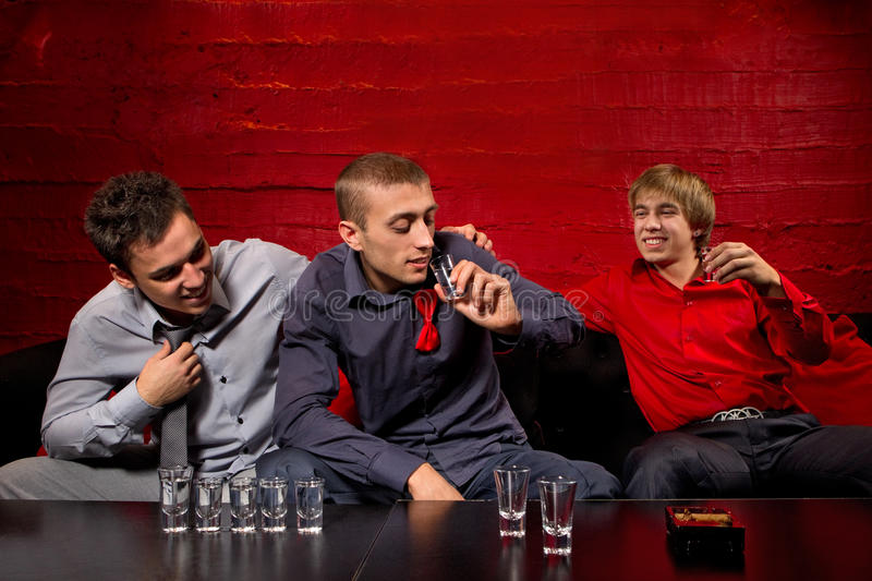 Stag Party Stock Photography