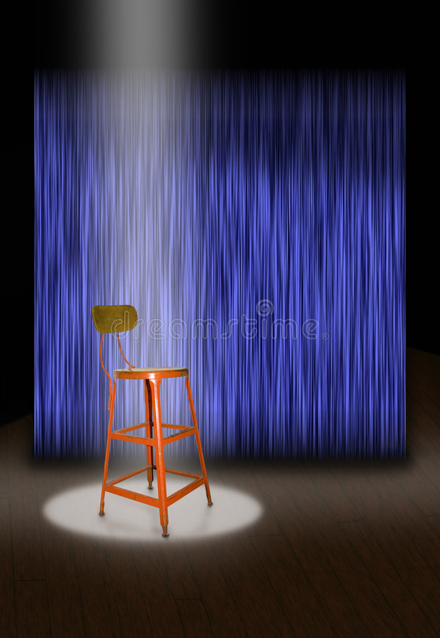 Download On stage stock photo. Image of stand, musical, place, wooden - 2455572