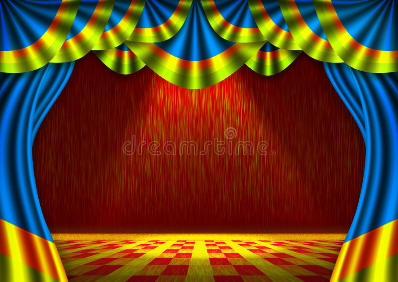 Download Stage Stock Photo - Image: 3837790
