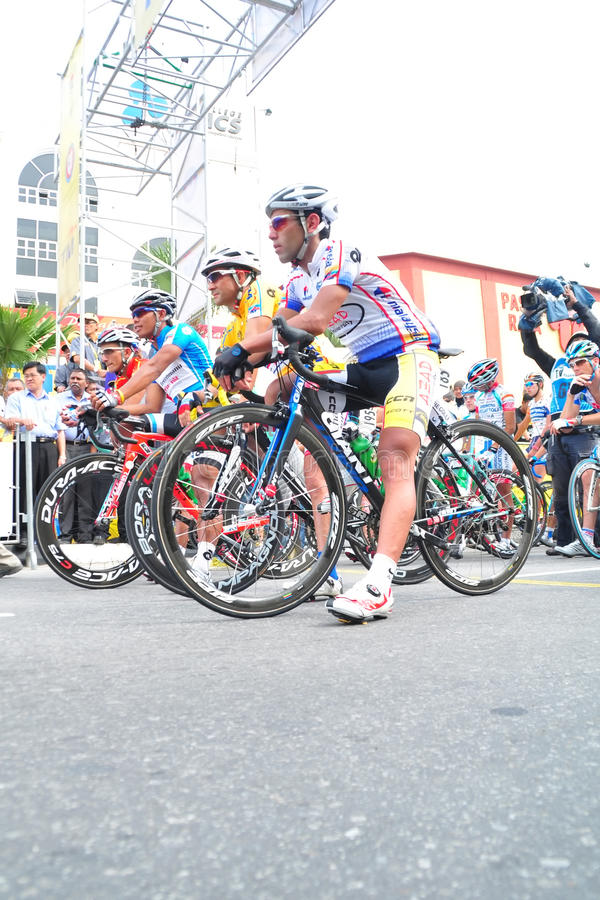 Download Stage 6 Winners  At LTDL Stage 7 Starting Point Editorial Photo - Image: 18064271