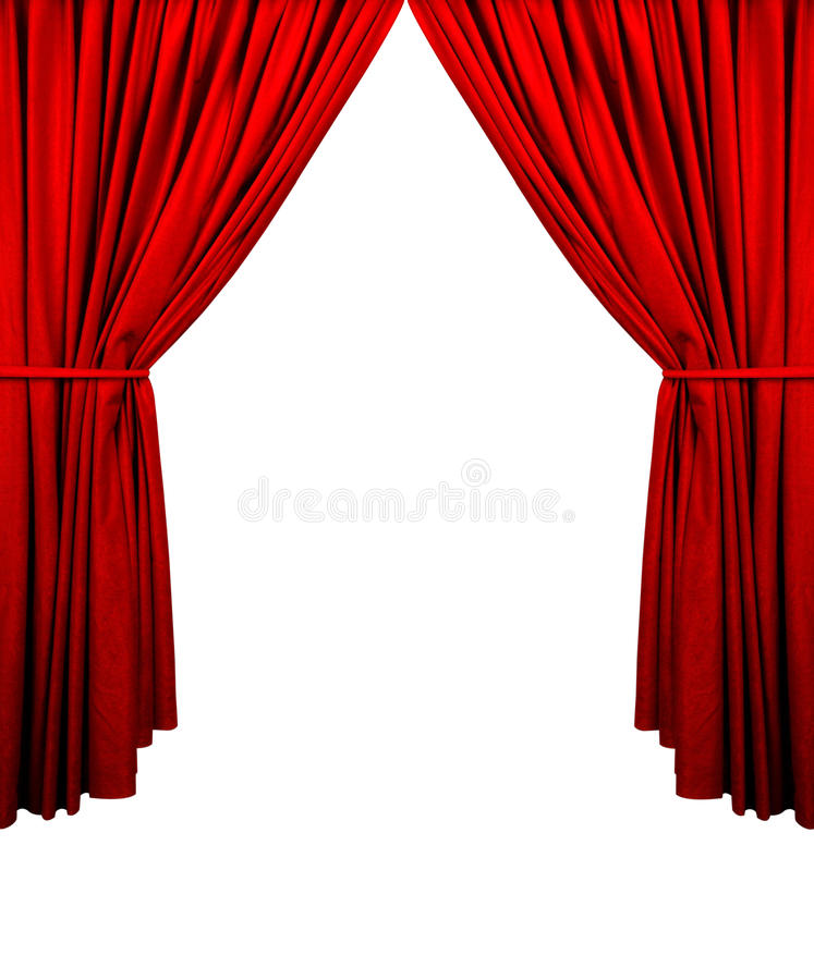 Free Stage Curtain Royalty Free Stock Photography - 10191337