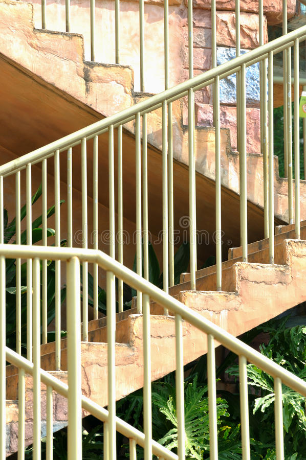 Download Stage And Handrail Stock Photos - Image: 12597613
