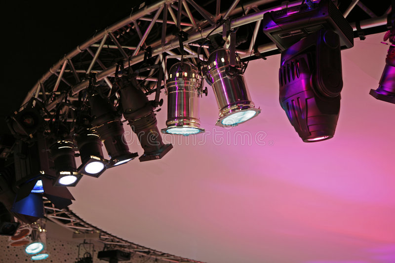Download Stage light stock image. Image of scene, attention, light - 7421373