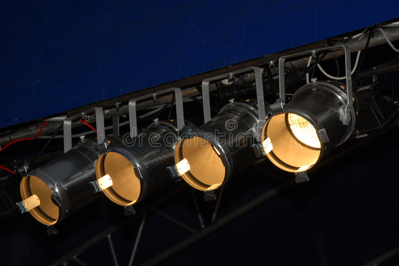 Download Stage Lighting Royalty Free Stock Photo - Image: 3892985