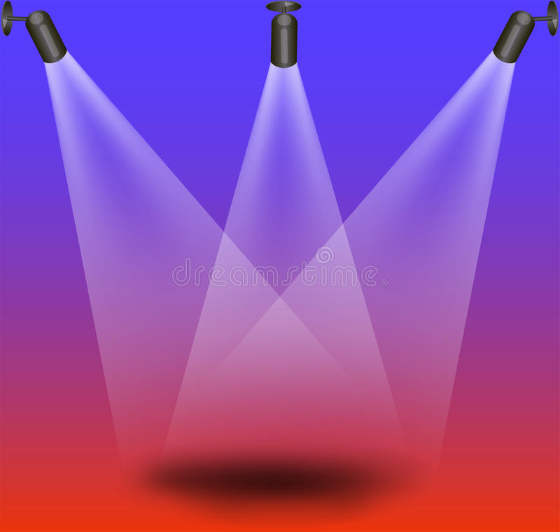 Download Stage Lights Stock Photos - Image: 13280293