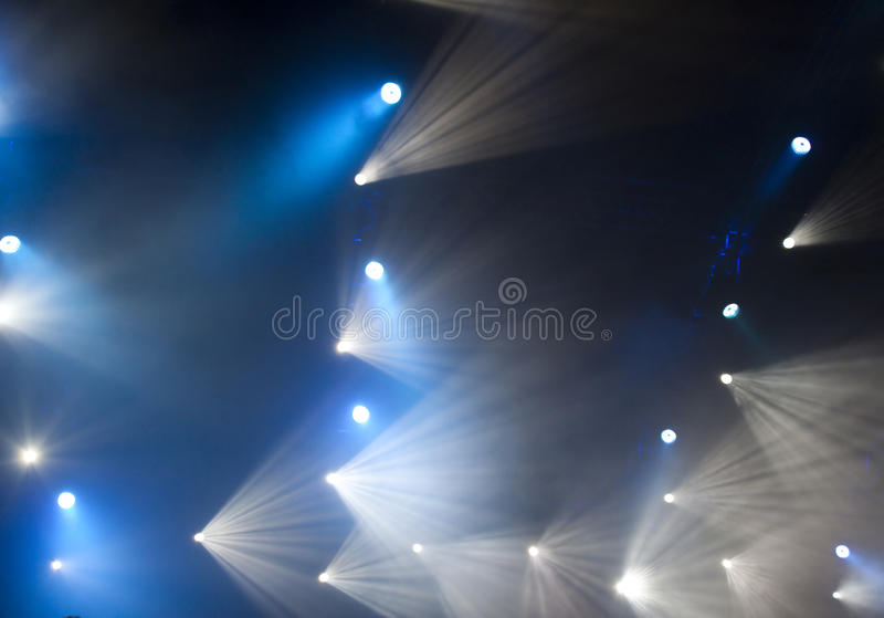 Download Stage Lights Stock Images - Image: 21804174