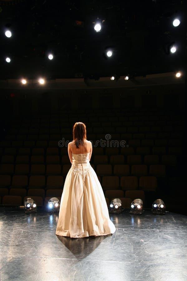 stage star στοκ φωτογραφίες