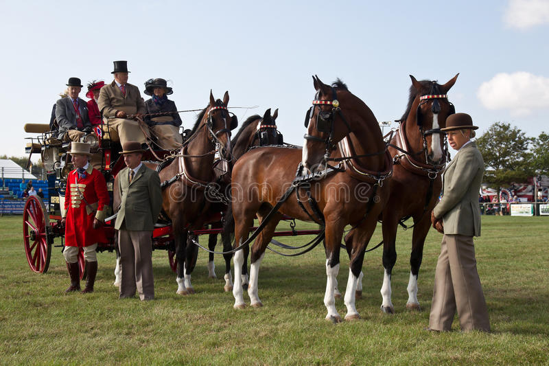 Download Stagecoach and horses editorial photography. Image of equine - 90706687