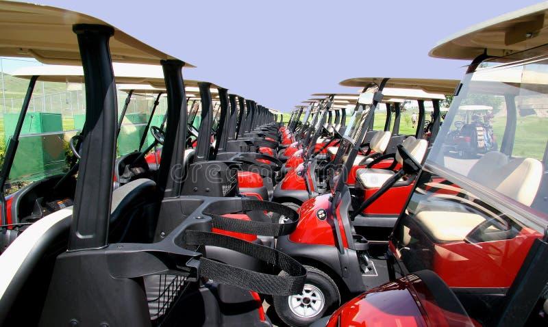 Stagione di golf immagini stock